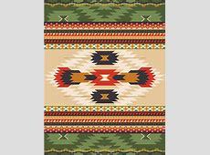 Clip Navajo Pattern Art 1