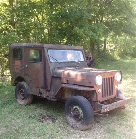 kaiser willys jeep kaiser willys jeep of the week 340