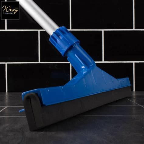 plastic floor squeegee 55cm colour coded squeegees
