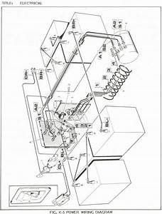 1992 Ezgo Textron Golf Cart Wiring Diagram