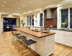 pictures of islands in kitchens 15 modern kitchen island designs we