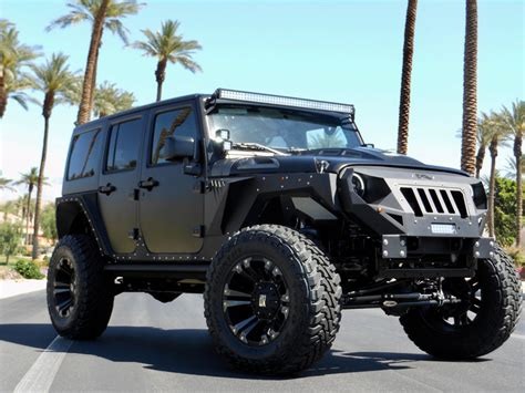 jeep hardtop custom 2017 jeep wrangler unlimited 4 door custom lifted 4x4 with