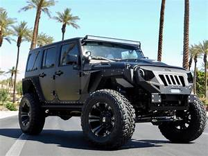 2017 Jeep Wrangler Unlimited 4 DOOR CUSTOM LIFTED 4X4 WITH ...
