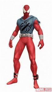 Ben Reilly Scarlet Spider costume WIP