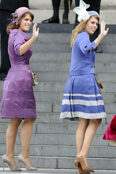 People Are Pissy Princess Beatrice & Eugenie Wore Boring AF Hats