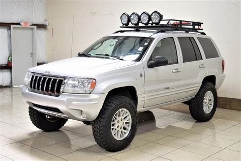 2004 jeep grand roof rack 2004 jeep grand 4wd suv v8 leather sunroof