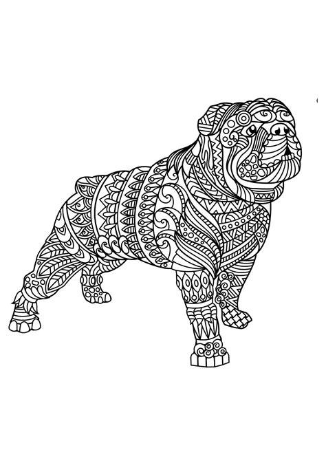disegni da colorare animali cani cani 55636 cani disegni da colorare per adulti