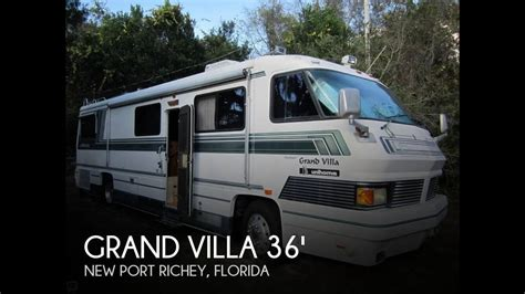 Used Cars In New Richey Fl by Unavailable Used 1993 Grand Villa 3600 Unihome In New