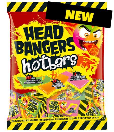 head bangers sour cola flavour balls