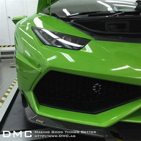 dmc creates  tuner bodykit   lamborghini