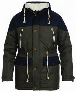mens kingsize big size padded winter parka coat hooded With big mens winter coats jackets