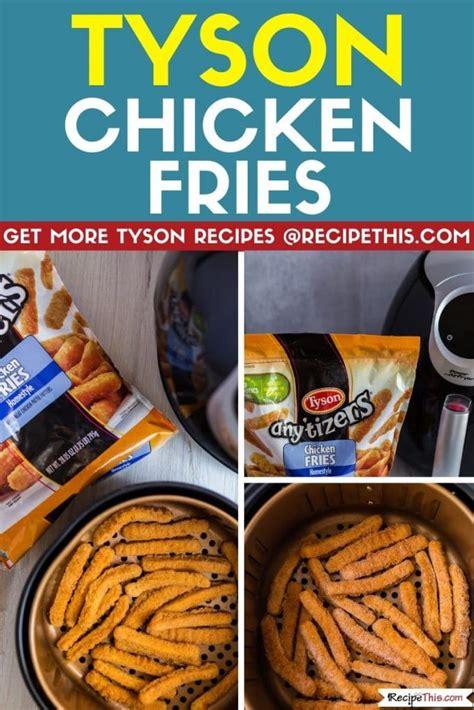 chicken tyson recipethis