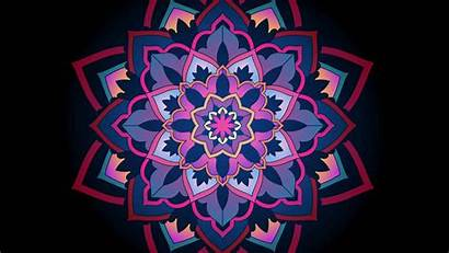 Mandala Ornament Patterns Laptop Openwork Lace Tablet