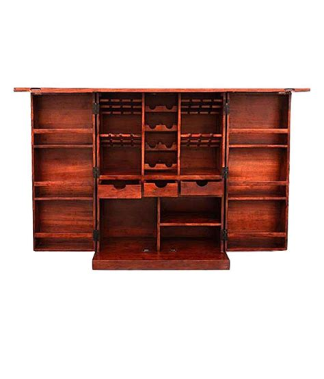 Where To Buy Bar Cabinets by Ethnic India Solid Wood Bar Cabinet Buy Ethnic India