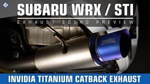 Invidia Titanium Catback Exhaust