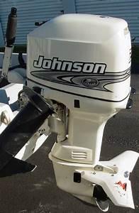 25 Hp Johnson 3 Cylinder Model