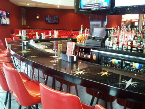 Clear Epoxy Restaurant Tables And Bar Tops By Eash Design
