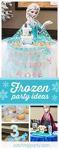 1061 best images about Frozen Birthday Party Ideas on ...