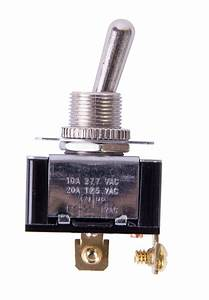 Spst Toggle Switch  1  Each
