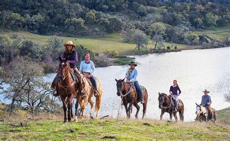 riding horseback dude usa ranch ranches luxerecess inclusive resorts vacations pennsylvania alisal