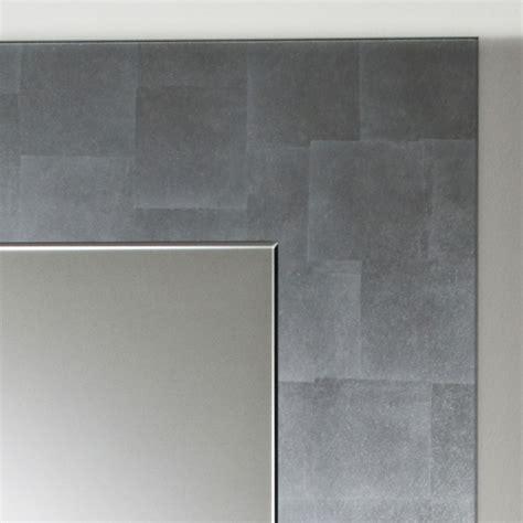 Miroir Moderne Basic Silver 80x105 Cm Découvrez