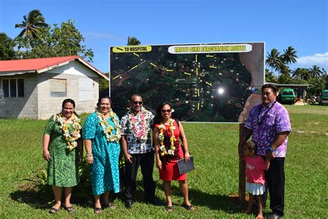 Tautu Village in Aitutaki, Cook Islands strengthens disaster and climate resilience | Pacific ...