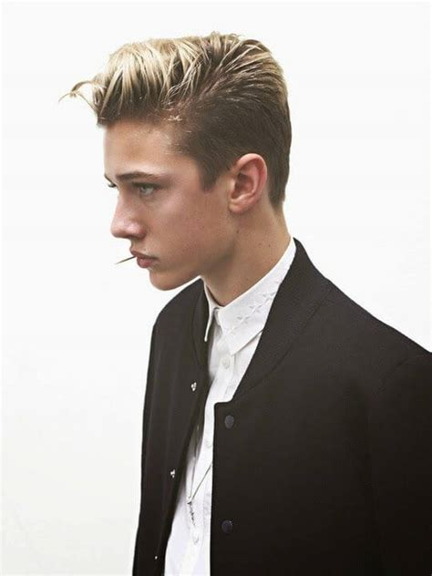 men s hairstyle inspirations from 4 top male models
