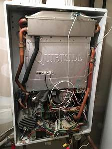 Quietside Dpw 199a Water Boiler Heater Problem