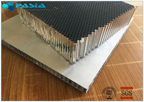 light weight honeycomb core material glue bonded aluminium composite sheet