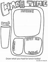 Coloring Pages Supplies Colouring Printable Classroom Printables Lunch Sheets Kindergarten Building Template Welcome Sheet Worksheets Activities Bag Students Classroomdoodles Cafeteria sketch template
