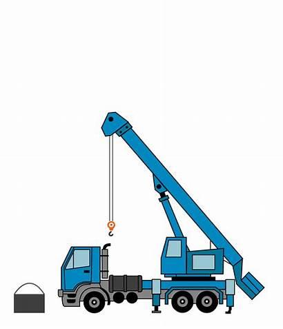 Crane Cranes Lifting Truck Mobile India Manufacturers