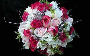 Beautiful Rose Flowers Bouquet HD Wallpaper   HD Latest ...