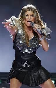 Fergie Says She Got Bored Of Singing Classic Black Eyed