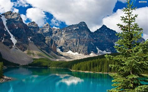 crystal clear mountain lake wallpaper faxo faxo