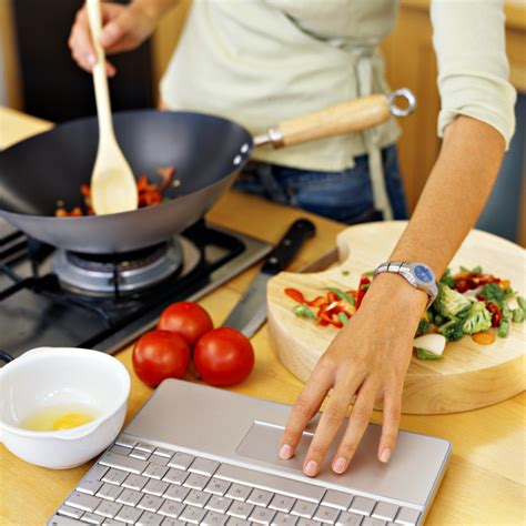 cuisiner des chignons de tablettes applis 8 nouveaux outils pour cuisiner 2 0