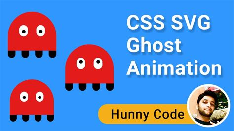 This means you can animate different shapes of the image at. CSS Ghost SVG Animation || CSS SVG Animation || CSS ...