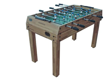 tornado foosball table dimensions promotional 4 butcher block foosball table with