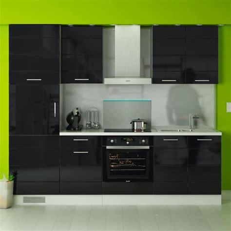 cuisines en kit cuisine en kit noir