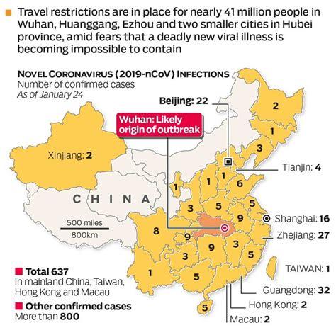 Coronavirus: China orders 'unprecedented' lockdown of ...
