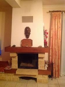 quelle couleur pour les murs With commentaire peindre une poutre en bois 4 comment peindre la poutre de votre cheminee conseils et