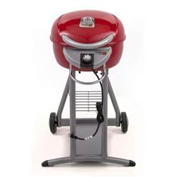 char broil red tru infrared patio bistro electric grill