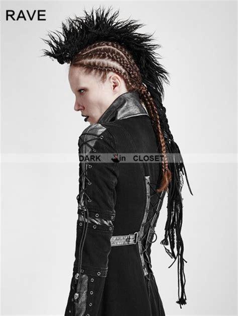 punk rave black gothic punk headwear darkinclosetcom
