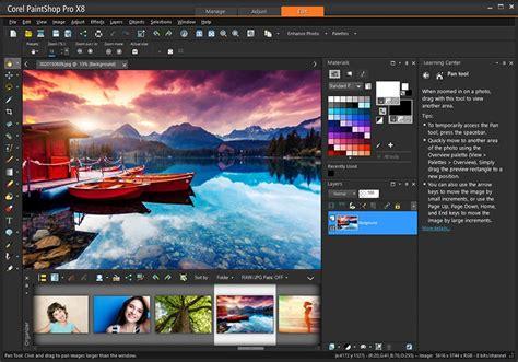 corel paintshop pro alternatives and similar software