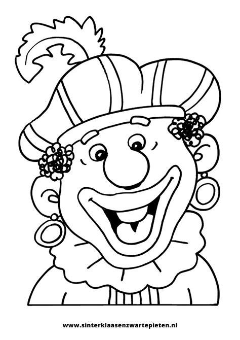 Kleurplaat Sint En Piet Op Fiets by Kleurplaat Zwarte Piet Op Het Dak Krijg Duizenden