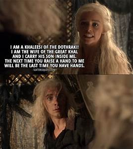 23 Incredible F... Dothraki Wedding Quotes