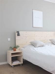 Lampe Bett Kopfteil : ikea hack malm bett malm und r ckwand ~ Lateststills.com Haus und Dekorationen