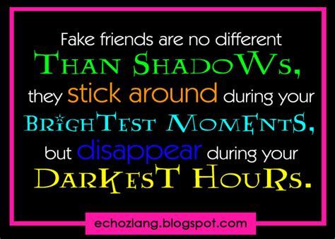quotes  false friends quotesgram