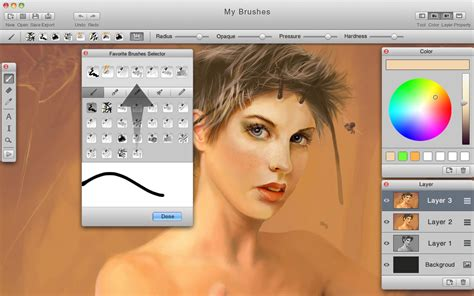 best painting software mybrushes for mac mac