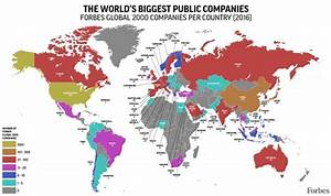 The World's Largest Companies 2016