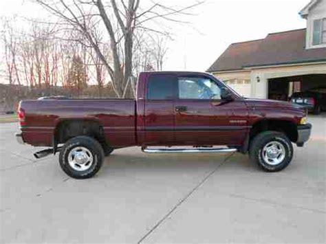 Sell Used 2001 Dodge Ram 2500 Cummins Turbo Diesel Laramie